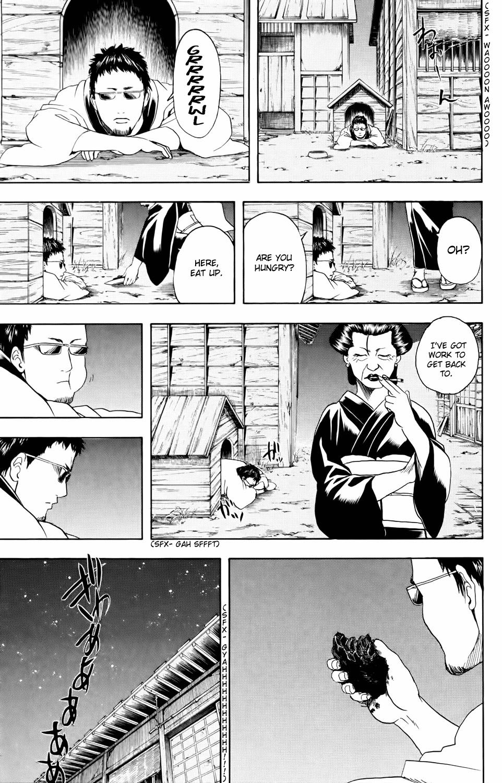 Gintama Chapter, 337 image 019