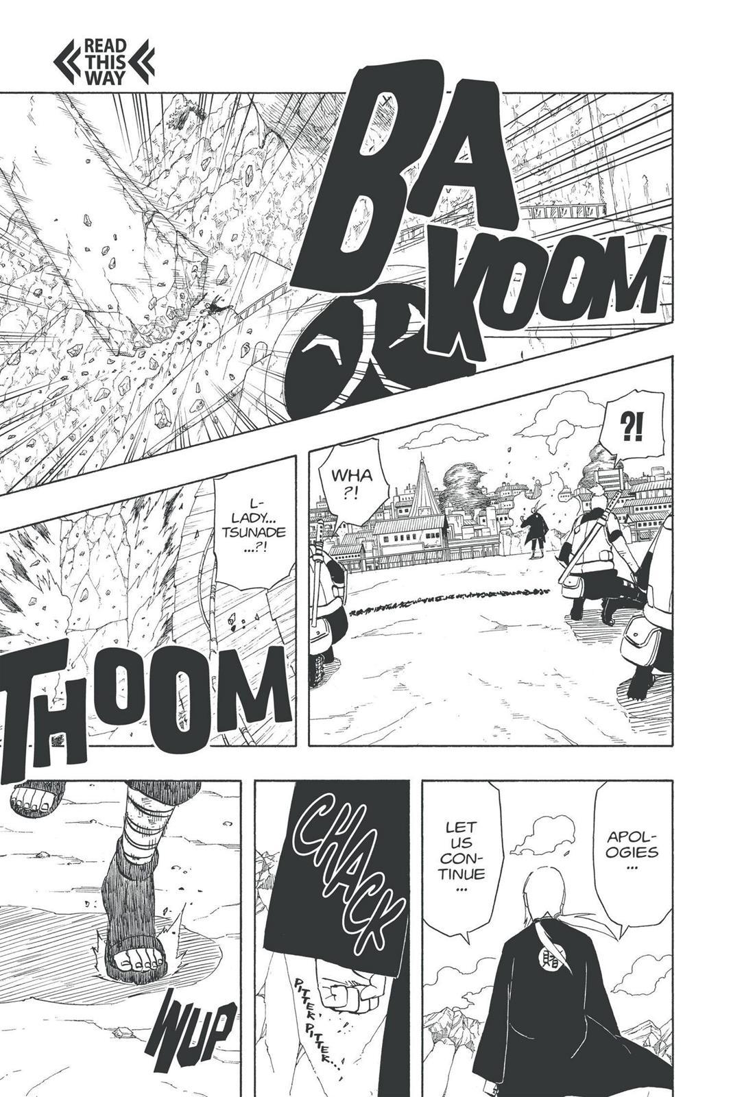 Naruto, Chapter 427 image 007