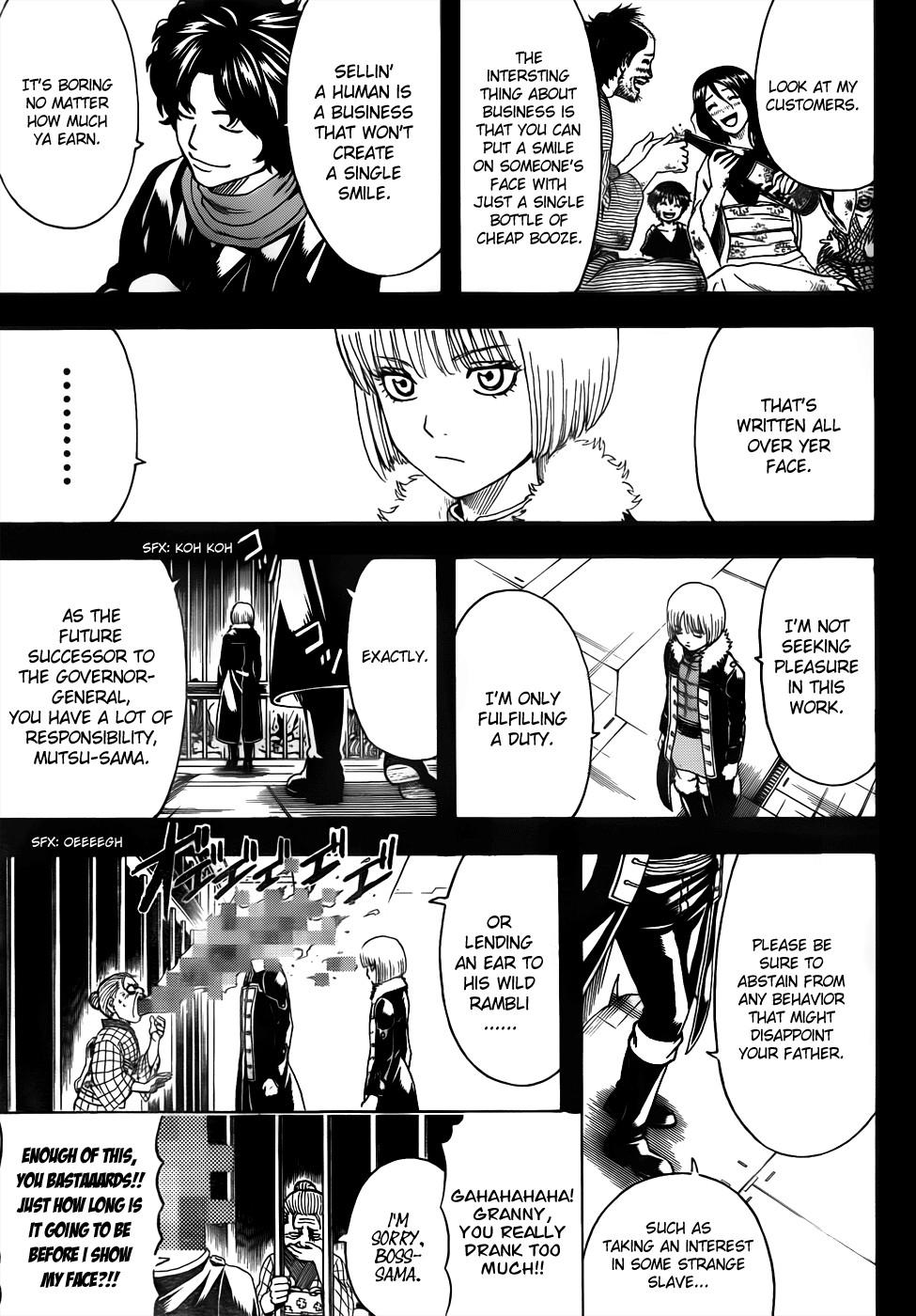 Gintama Chapter, 478 image 011
