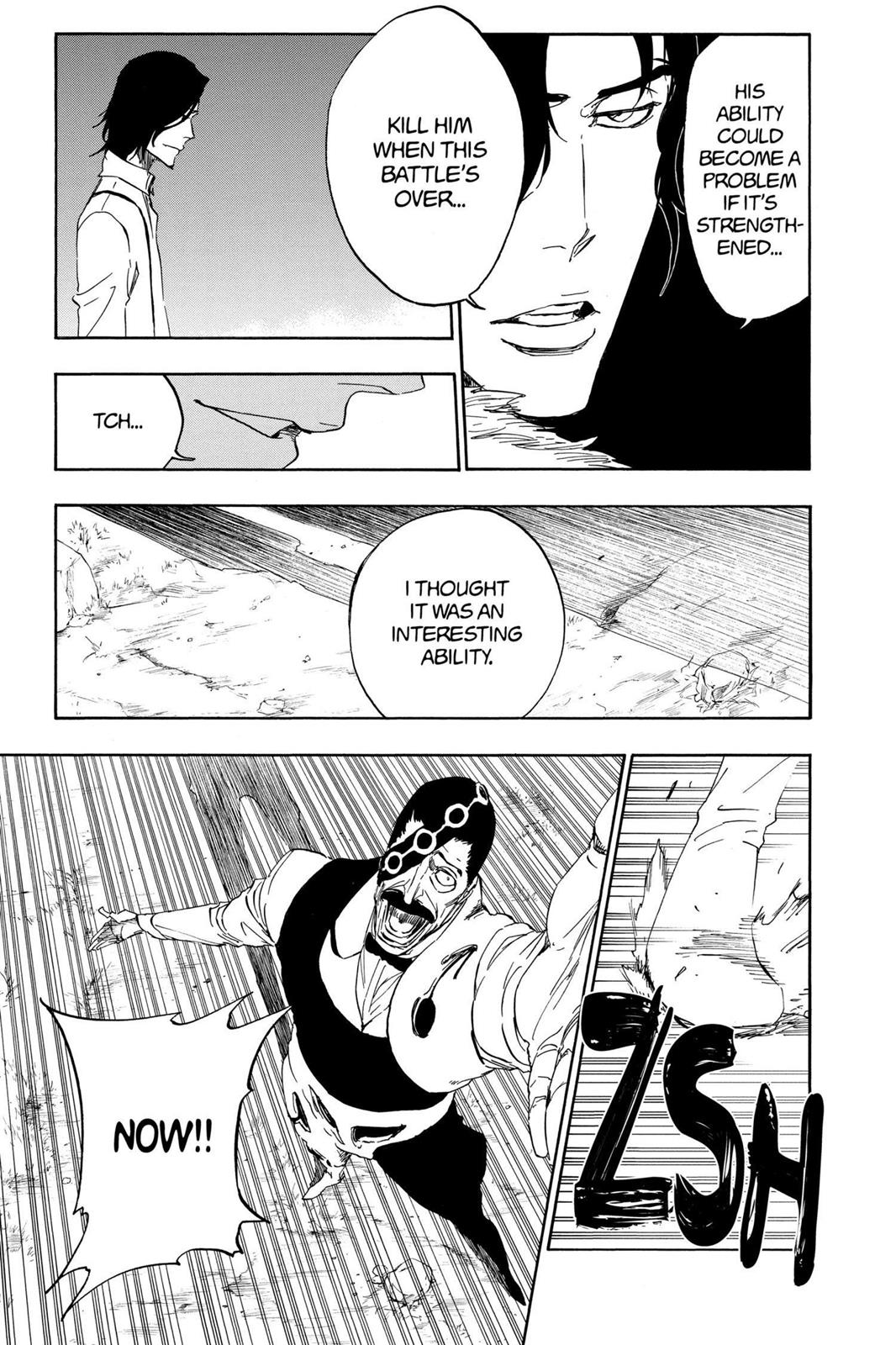 Bleach, Chapter 463 image 004