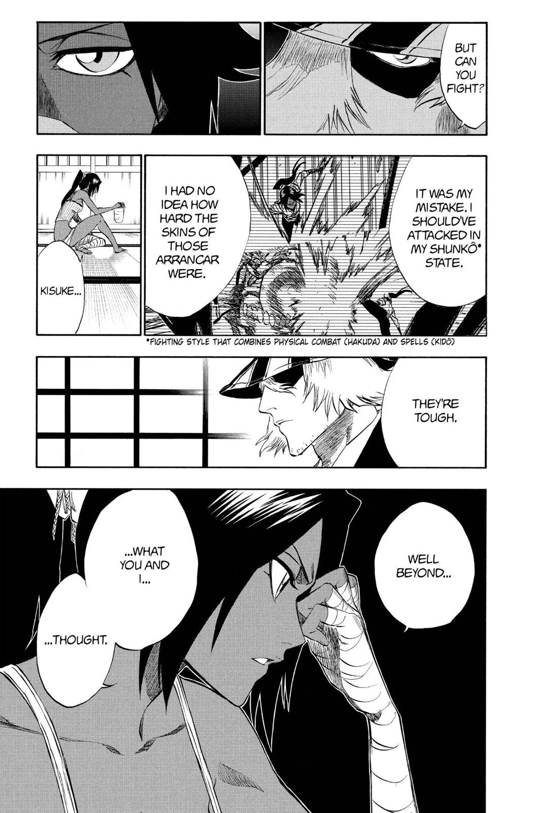 Bleach, Chapter 195 image 003