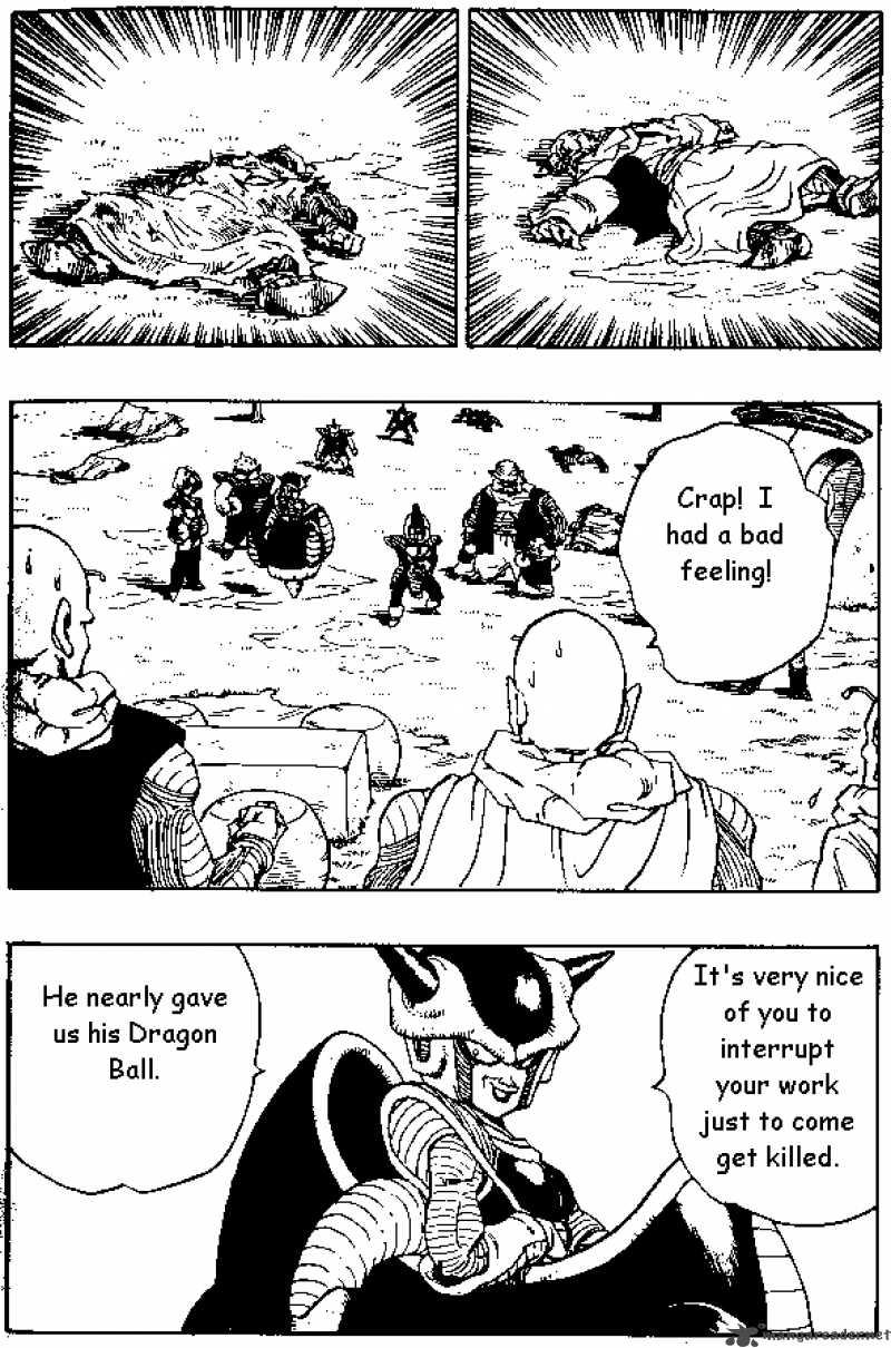 Dragon Ball, Chapter 253 image 003