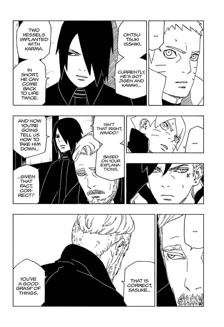 Boruto Manga, Chapter 47 image 010