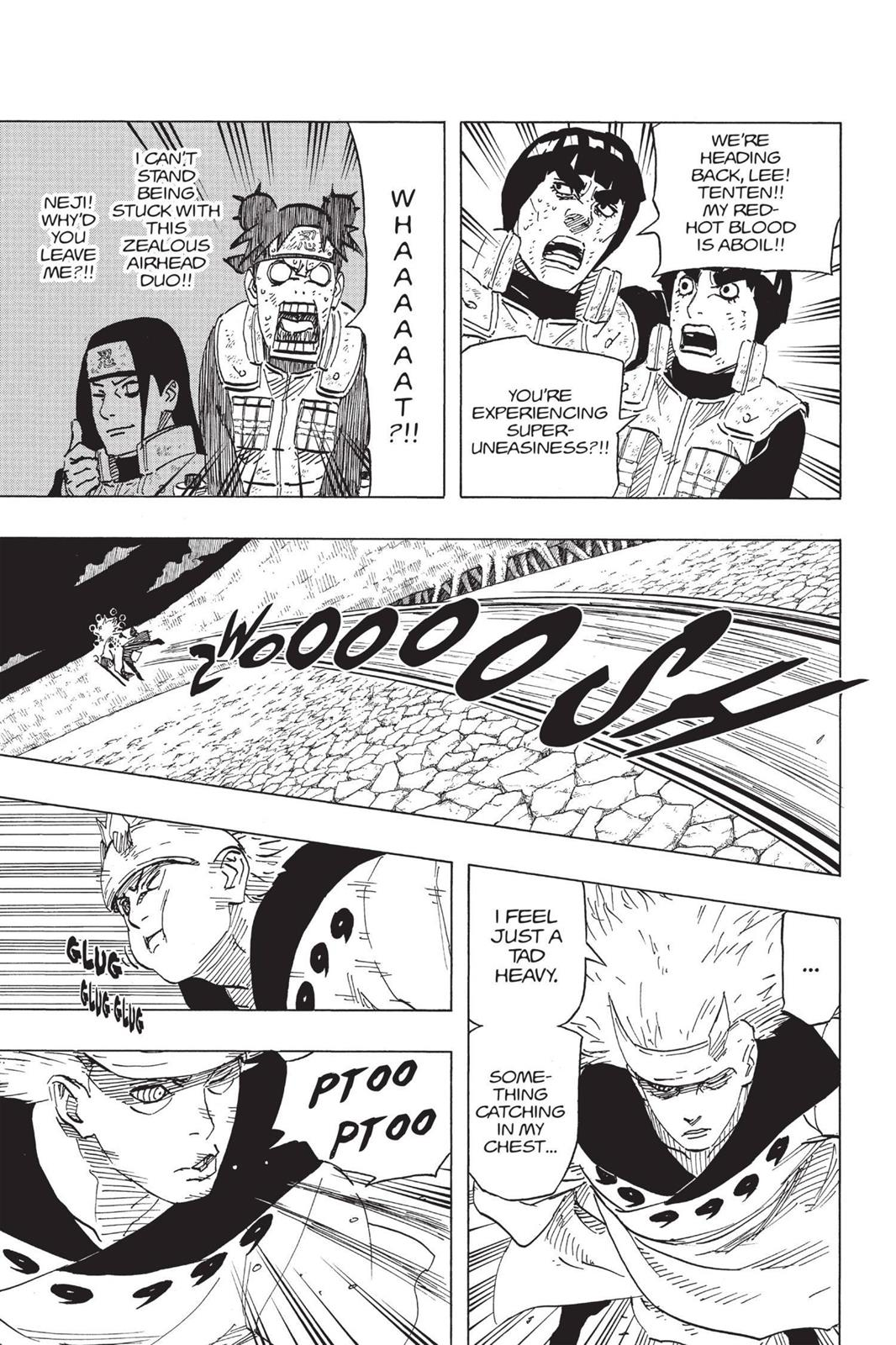 Naruto, Chapter 664 image 005