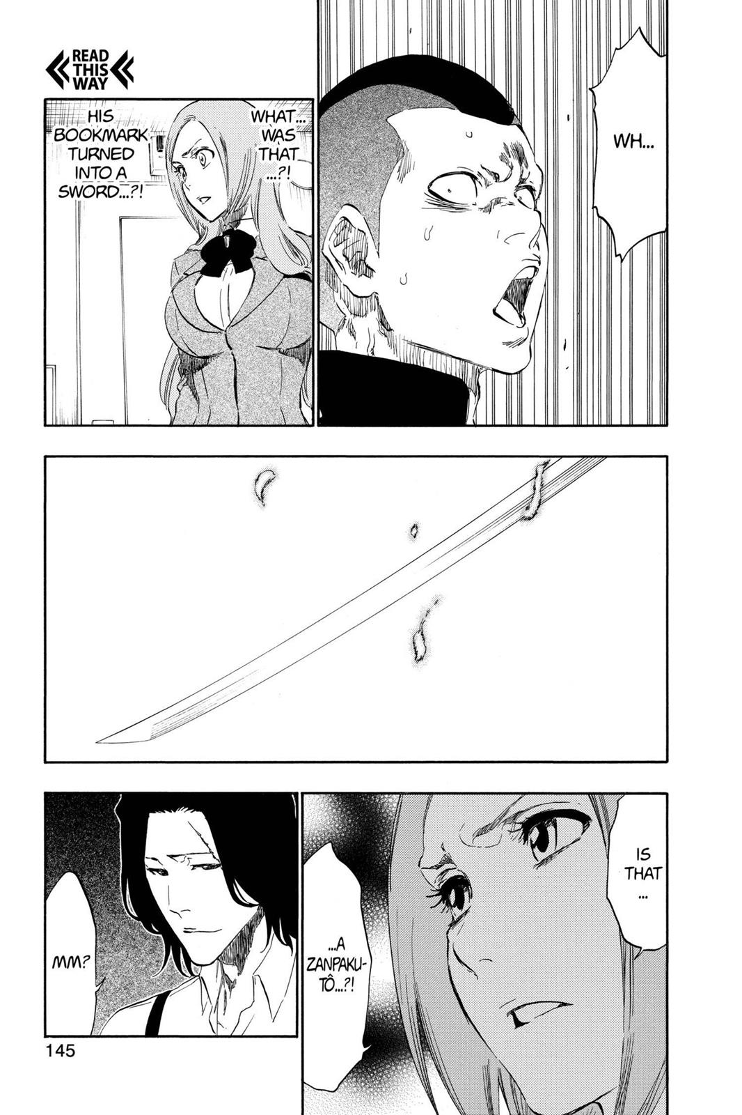 Bleach, Chapter 439 image 015