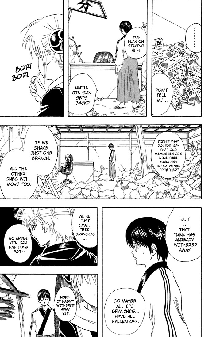 Gintama Chapter, 51 image 006