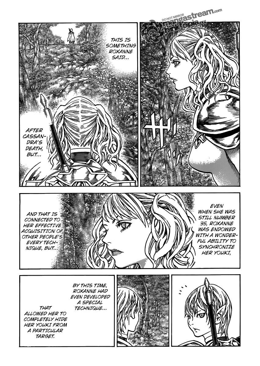 Claymore, Chapter 117 image 017