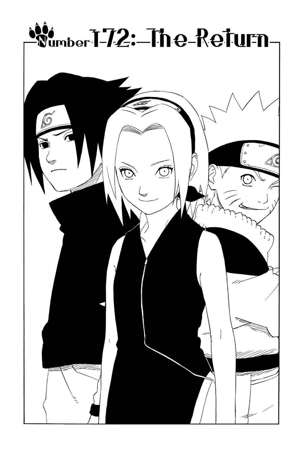 Naruto, Chapter 172 image 008