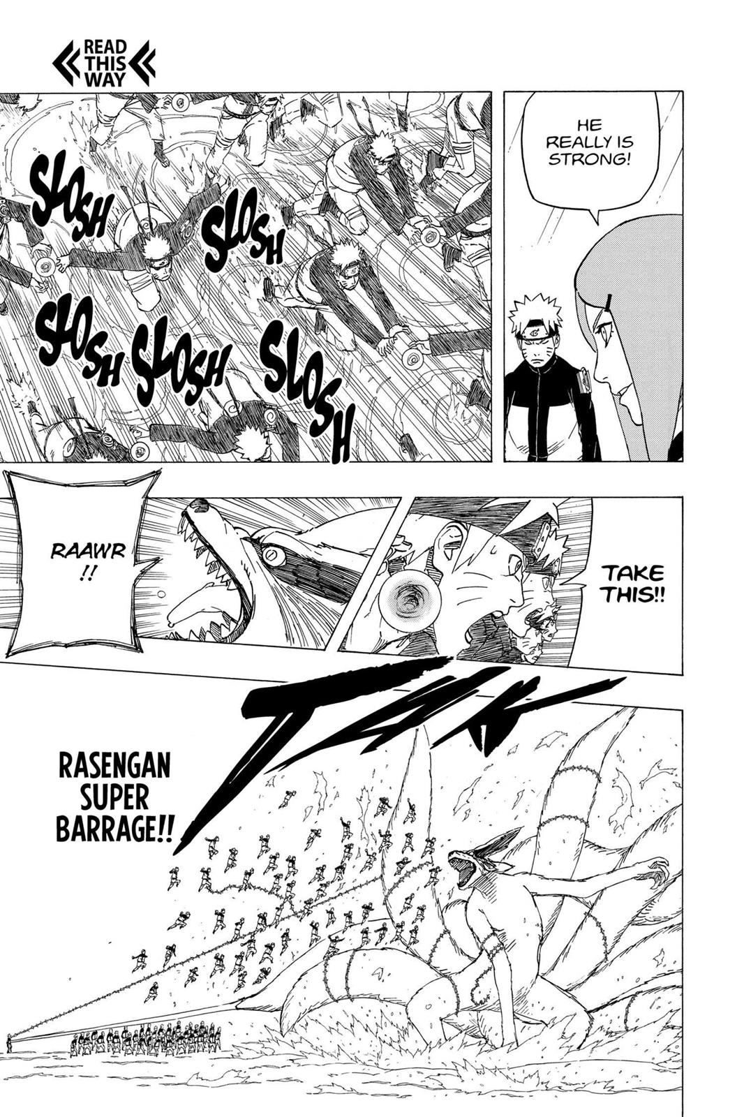 Naruto, Chapter 499 image 005