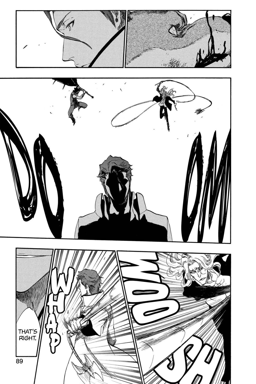 Bleach, Chapter 390 image 016