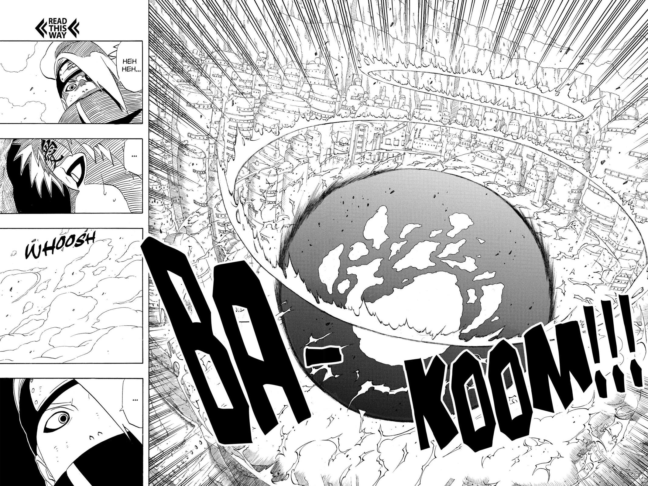 Naruto, Chapter 249 image 012
