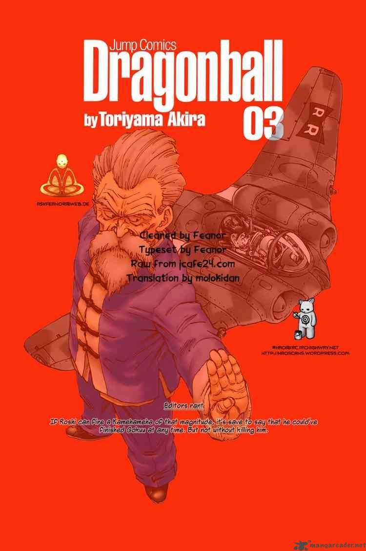 Dragon Ball, Chapter 51 image 015