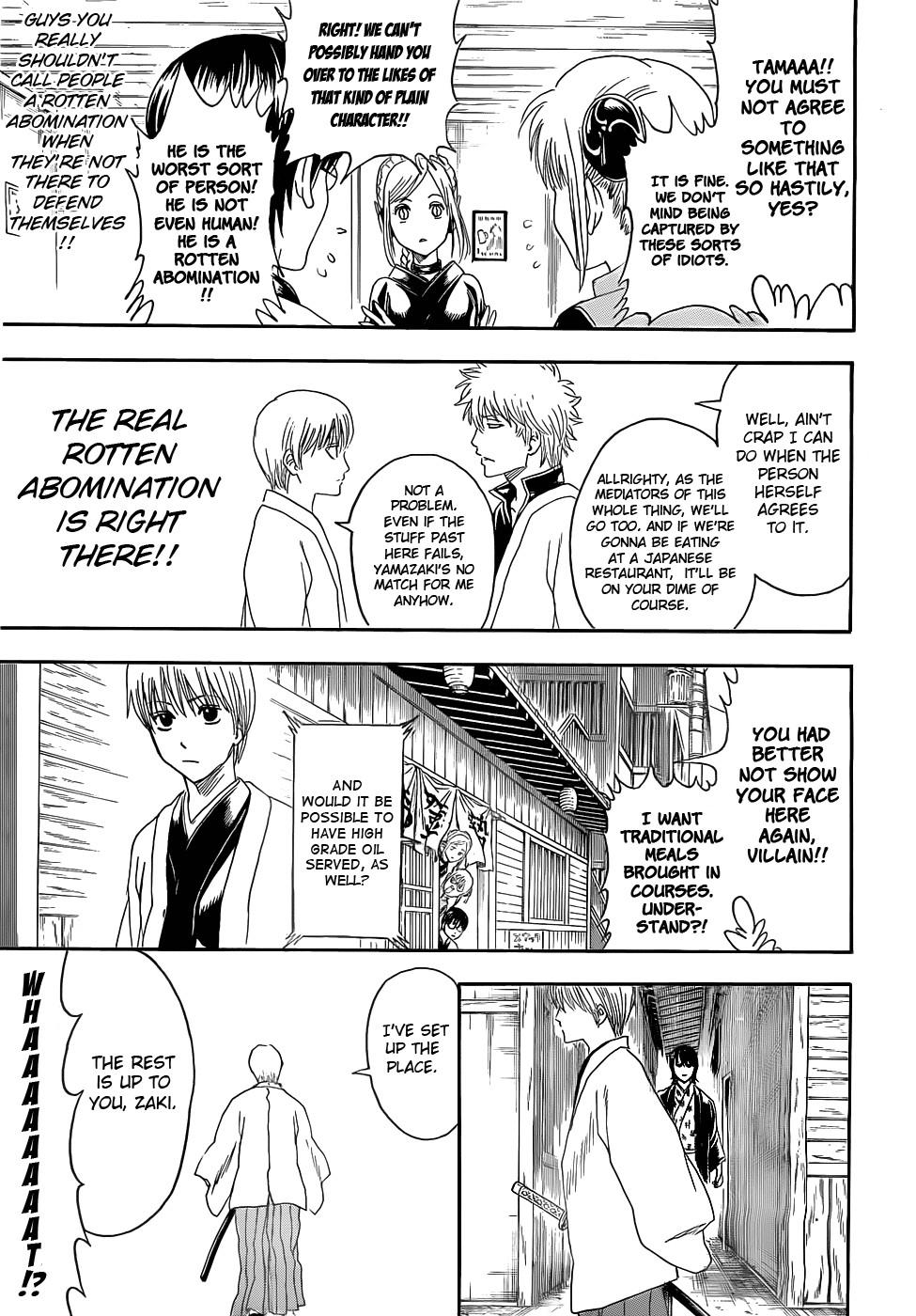 Gintama Chapter, 384 image 018