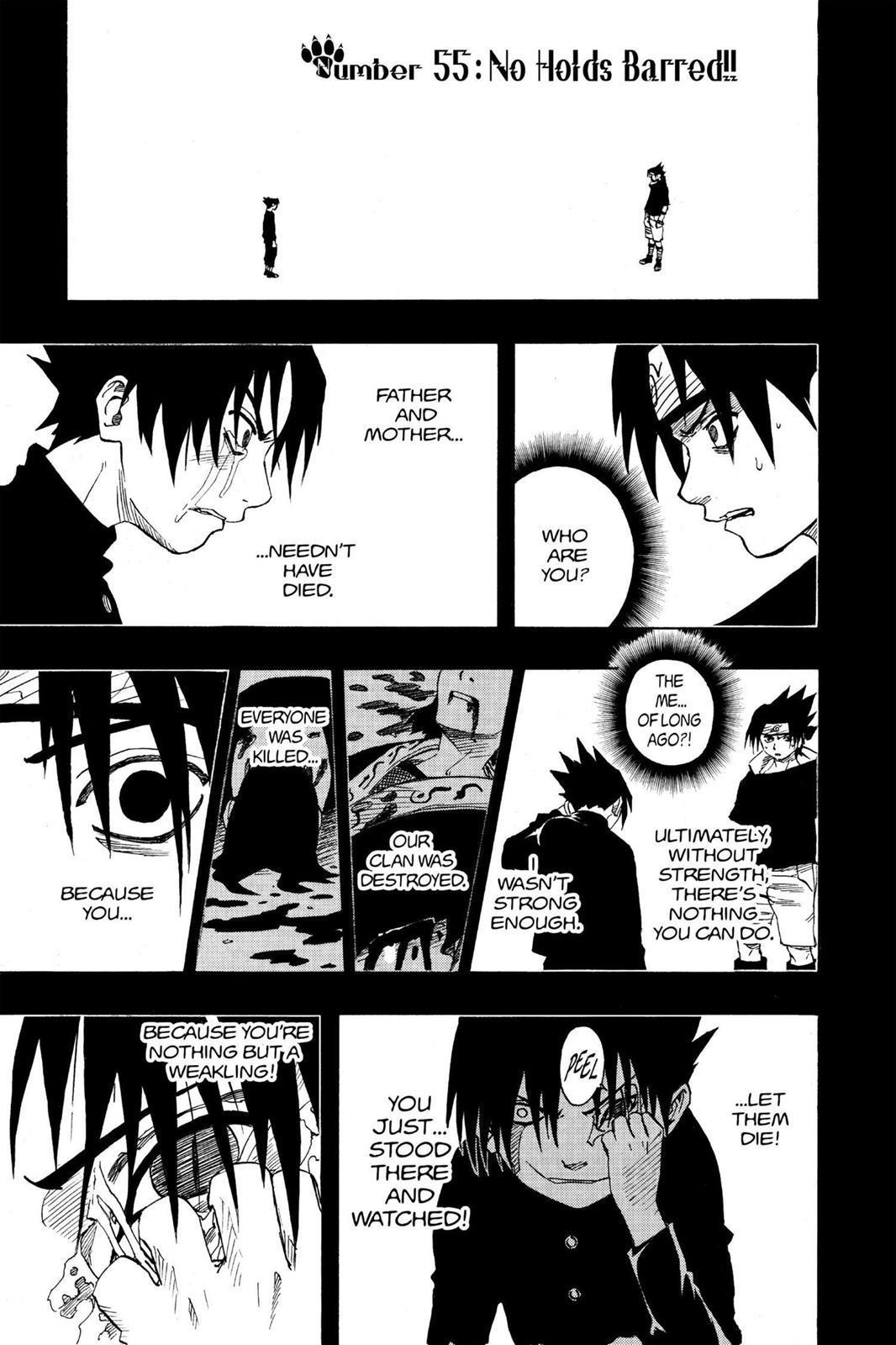 Naruto, Chapter 55 image 008
