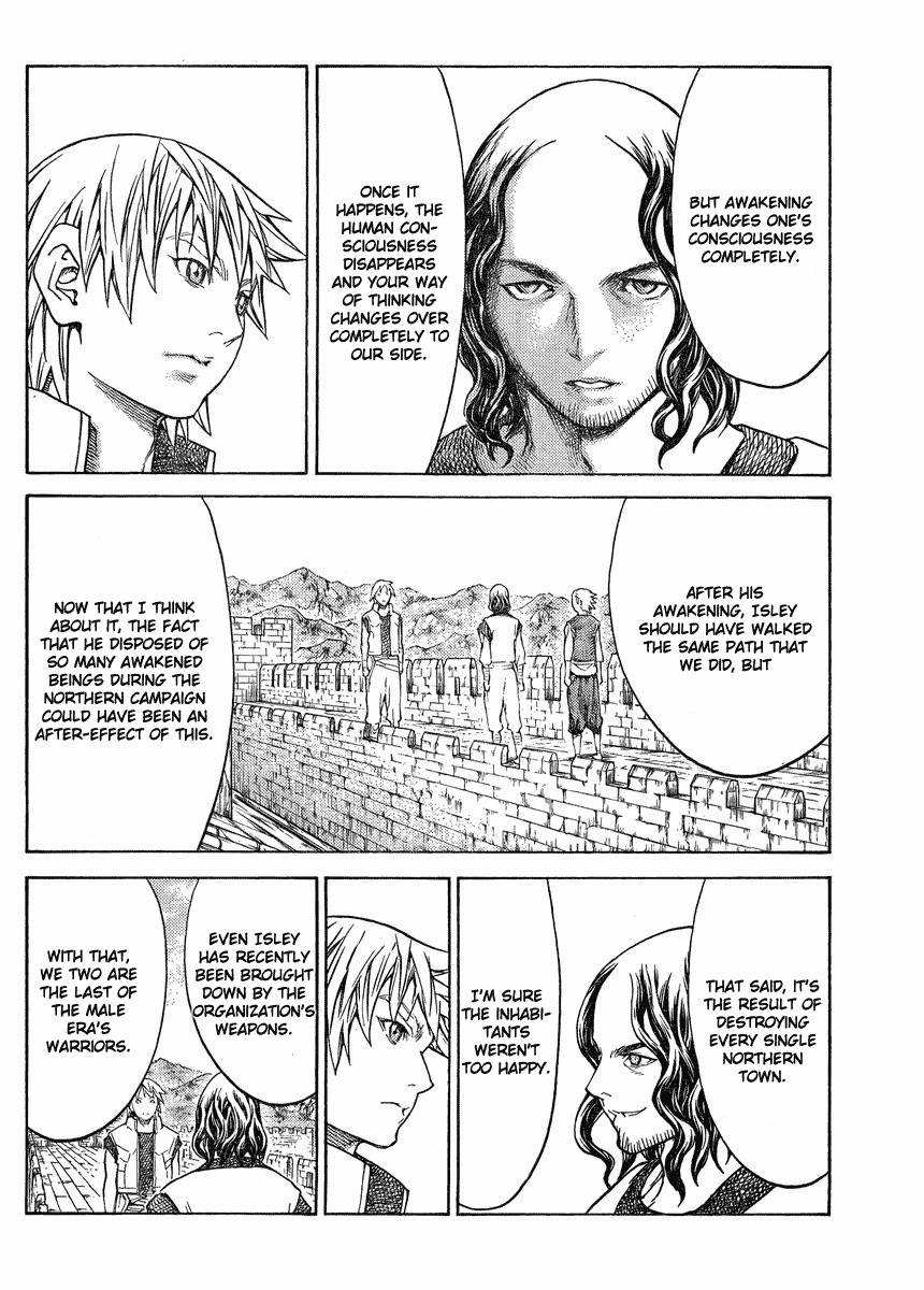 Claymore, Chapter 132 image 006
