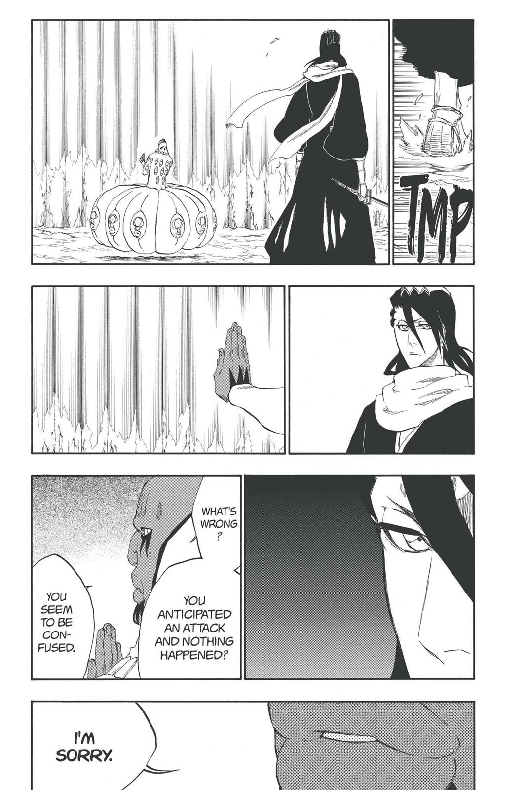 Bleach, Chapter 300 image 010