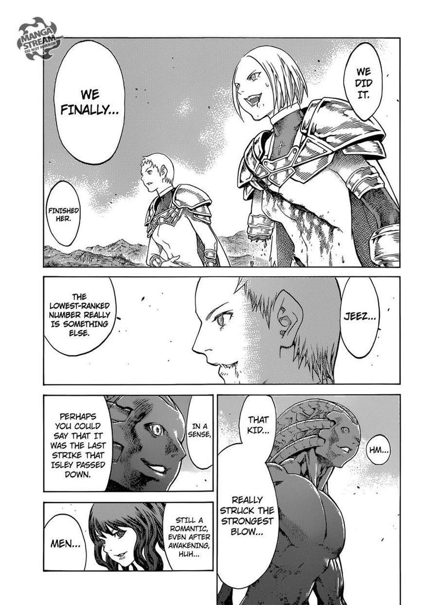 Claymore, Chapter 148 image 012