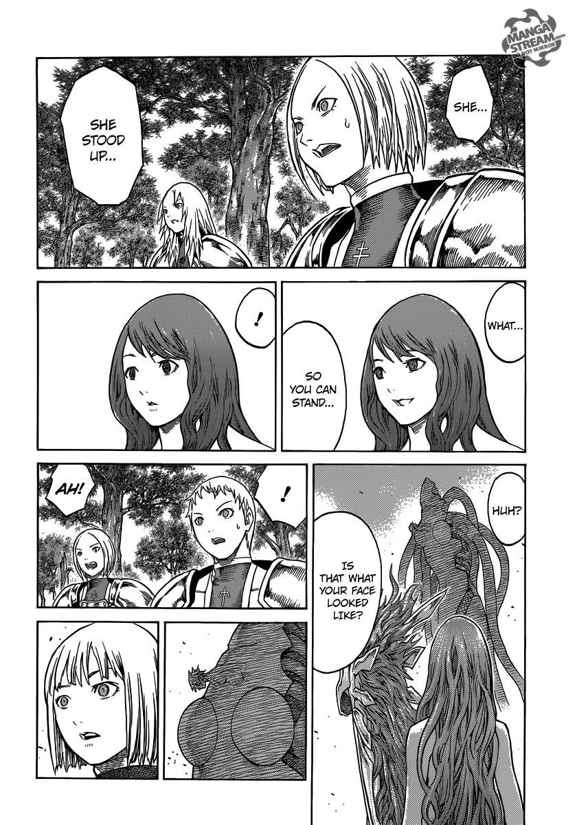 Claymore, Chapter 136 image 021