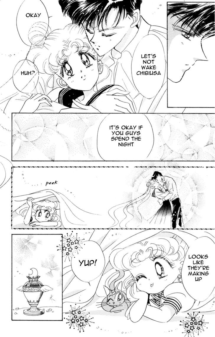Sailor Moon, Cahpter 30 image 032