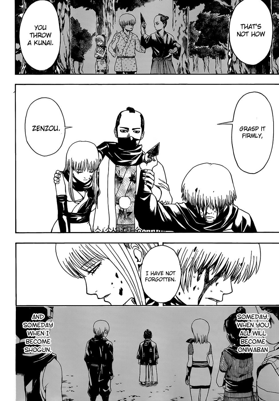 Gintama Chapter, 514 image 008