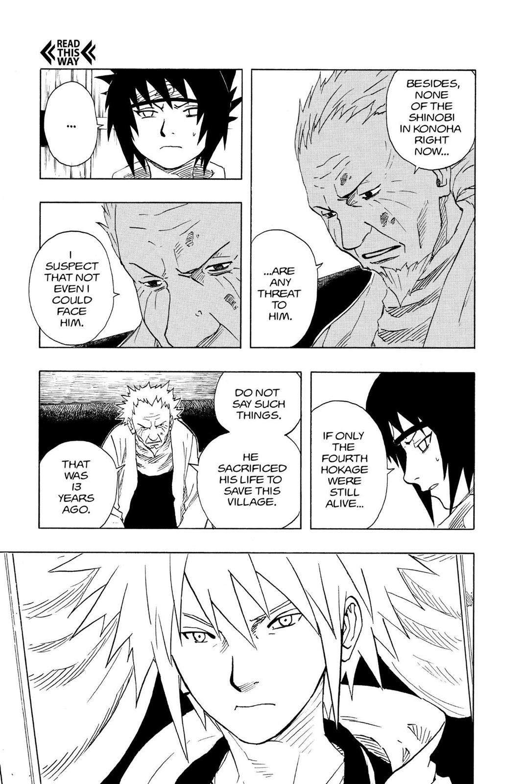 Naruto, Chapter 94 image 007