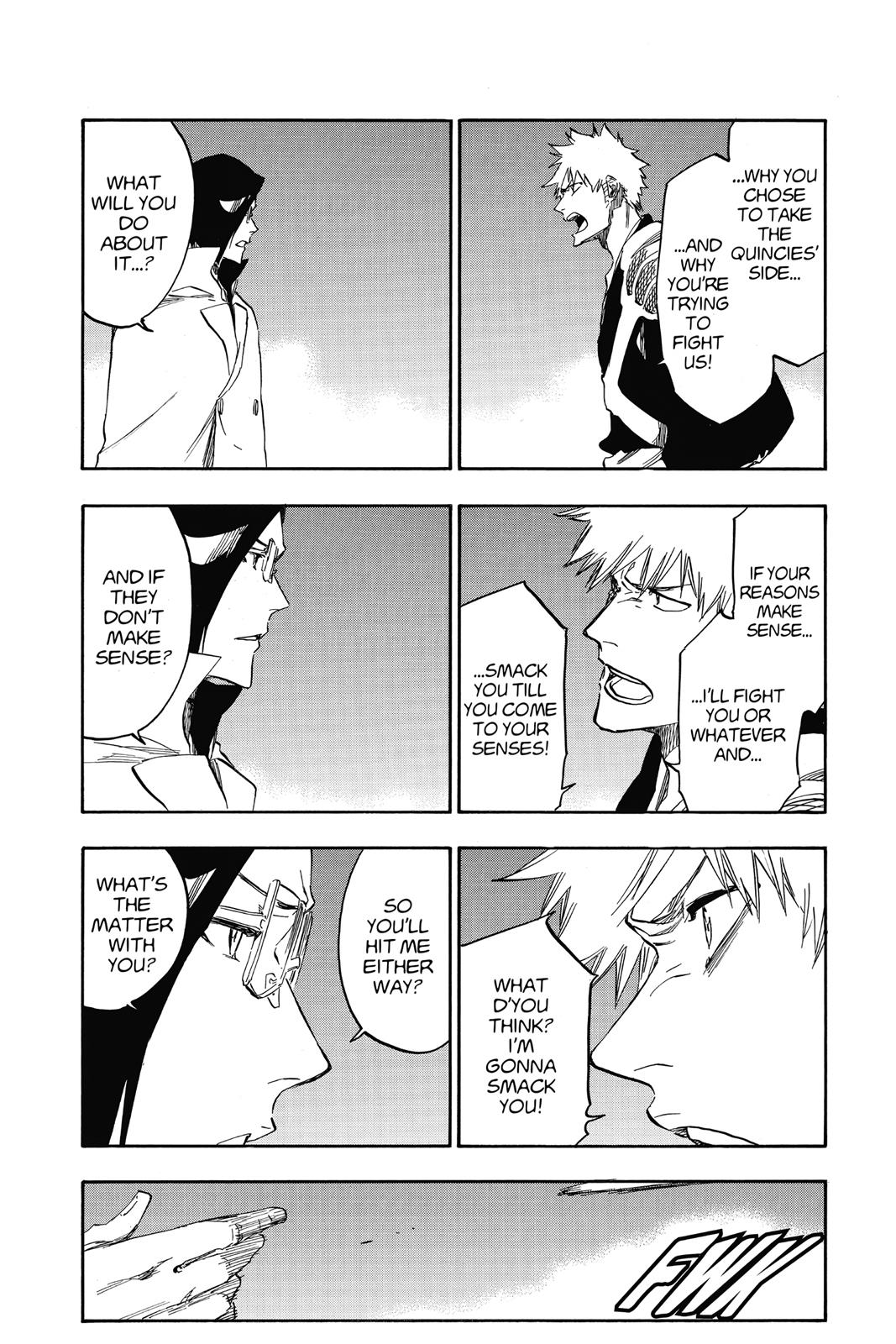 Bleach, Chapter 660 image 012