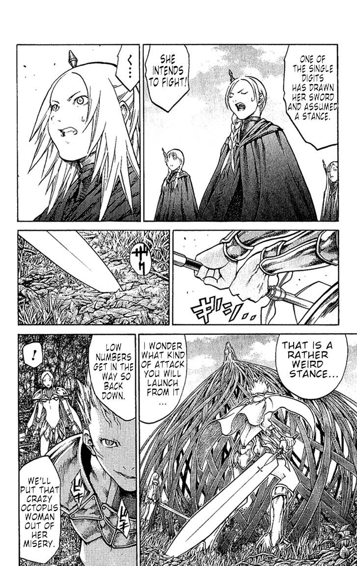 Claymore, Chapter 69 image 009