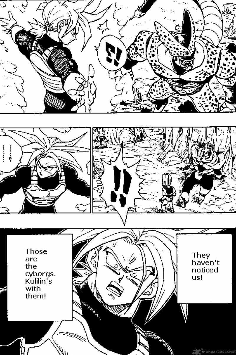 Dragon Ball, Chapter 381 image 002