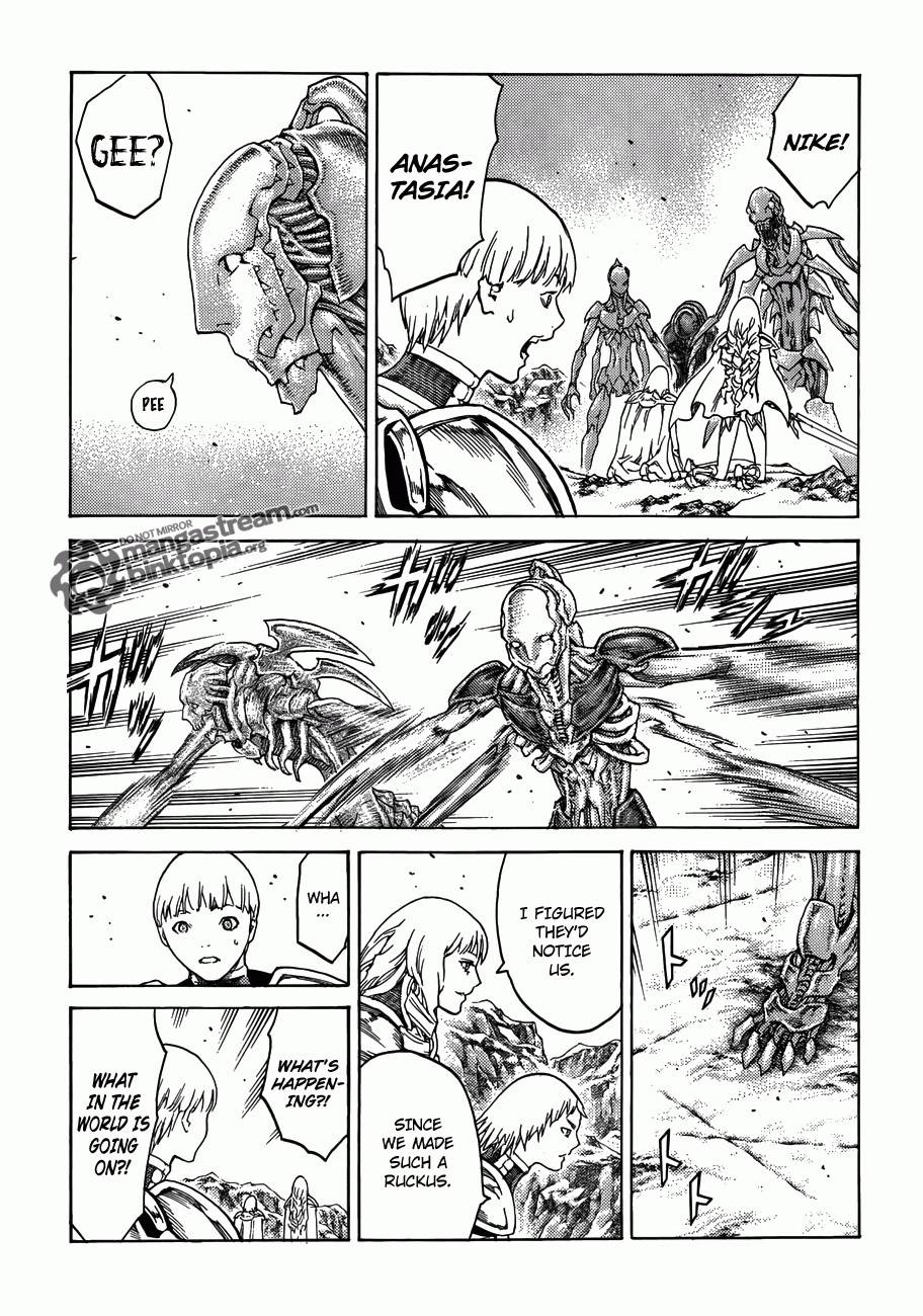 Claymore, Chapter 111 image 012