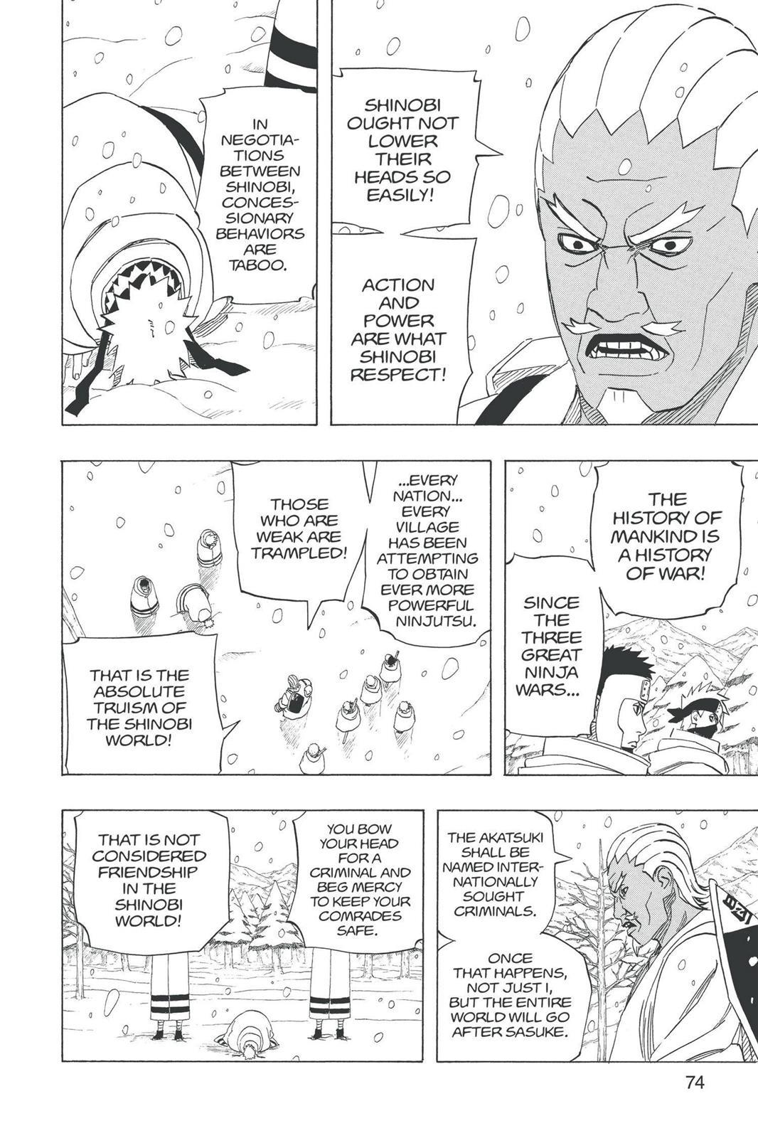 Naruto, Chapter 457 image 014