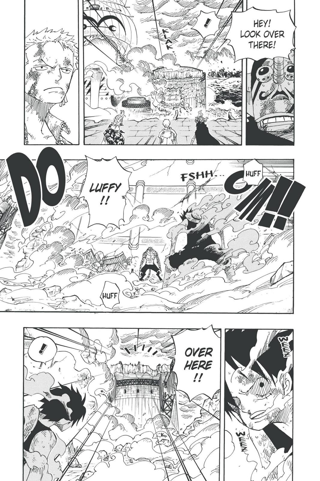 One Piece, Chapter 426 image 008