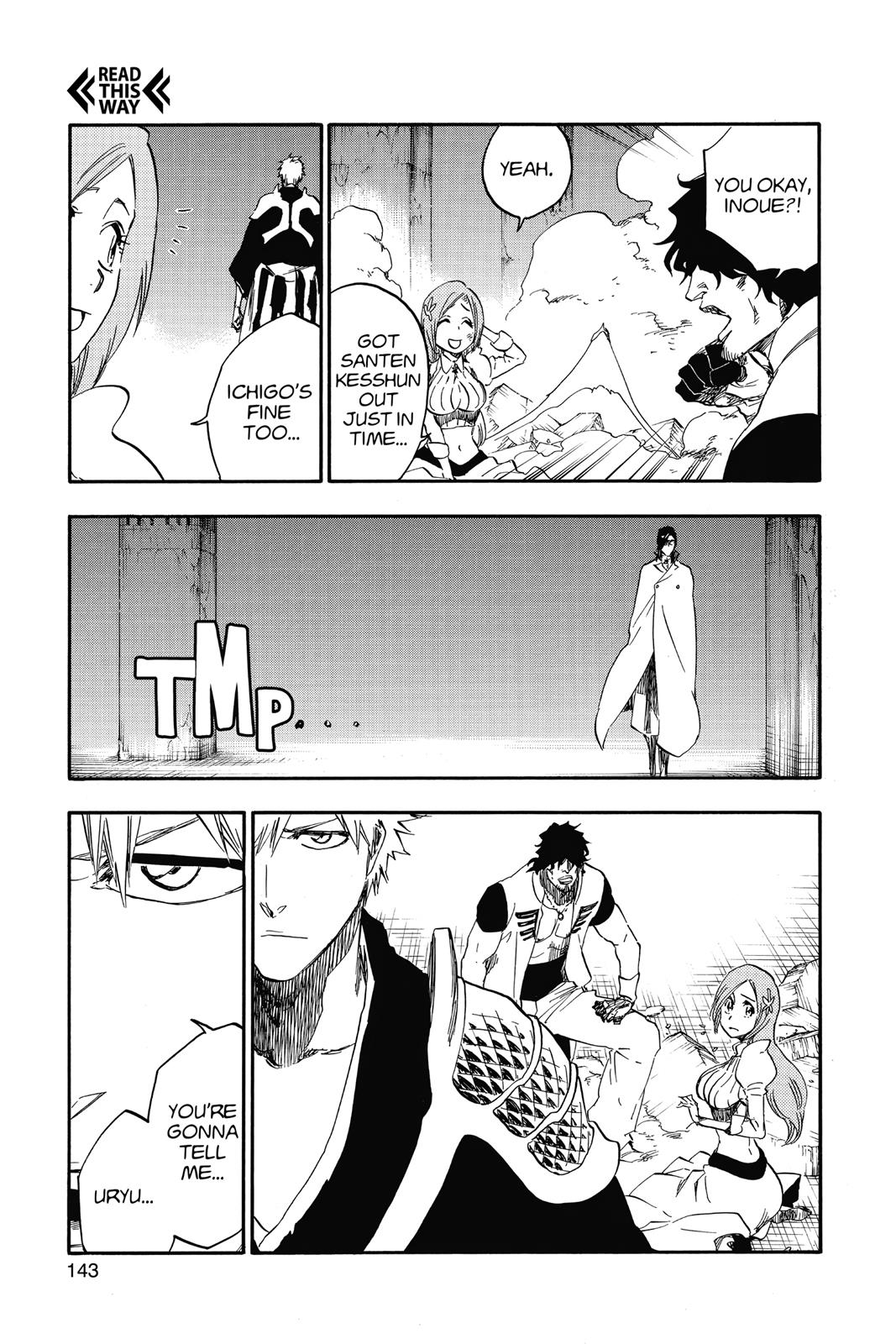 Bleach, Chapter 660 image 011