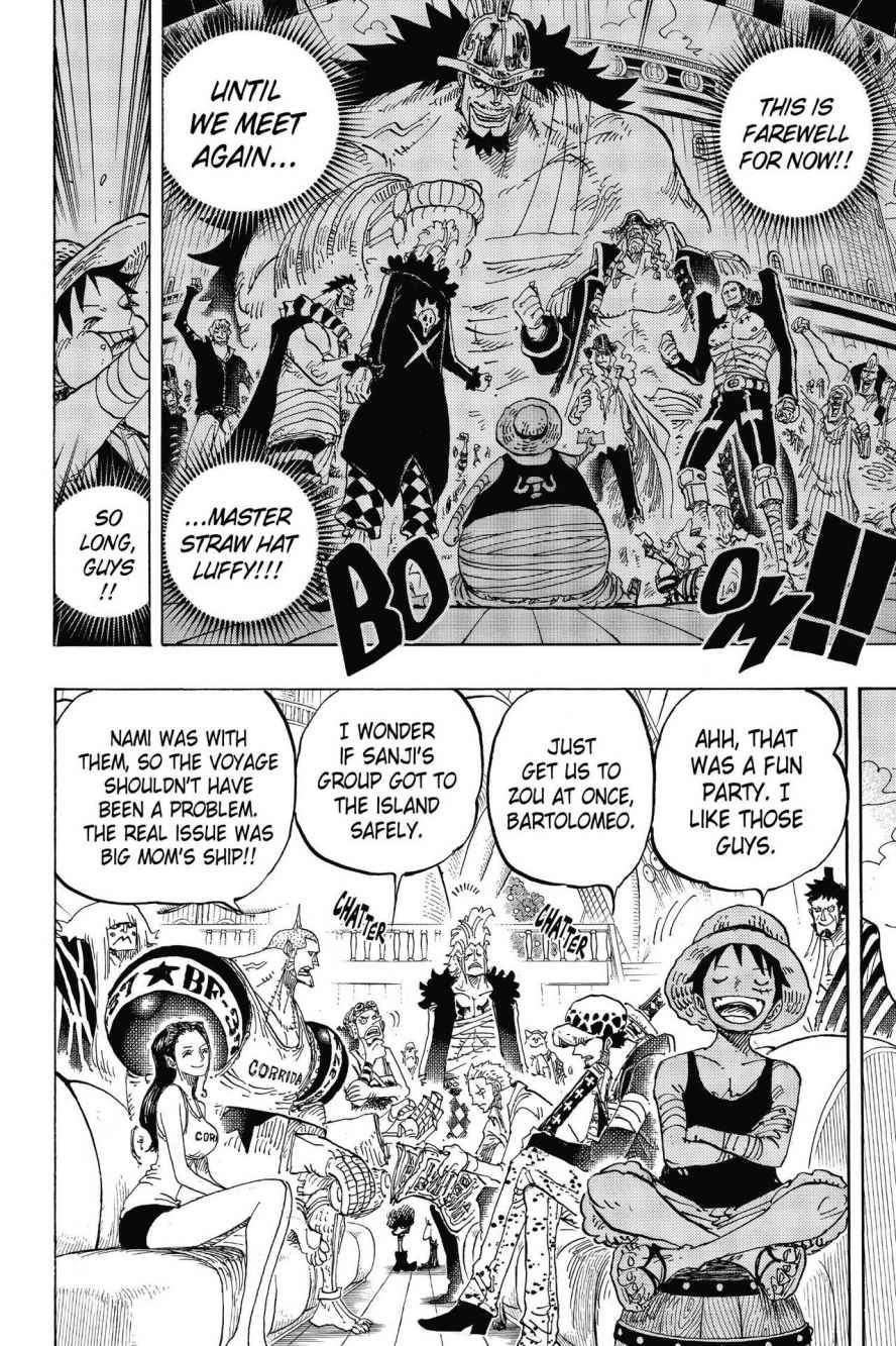 One Piece, Chapter 801 image 013