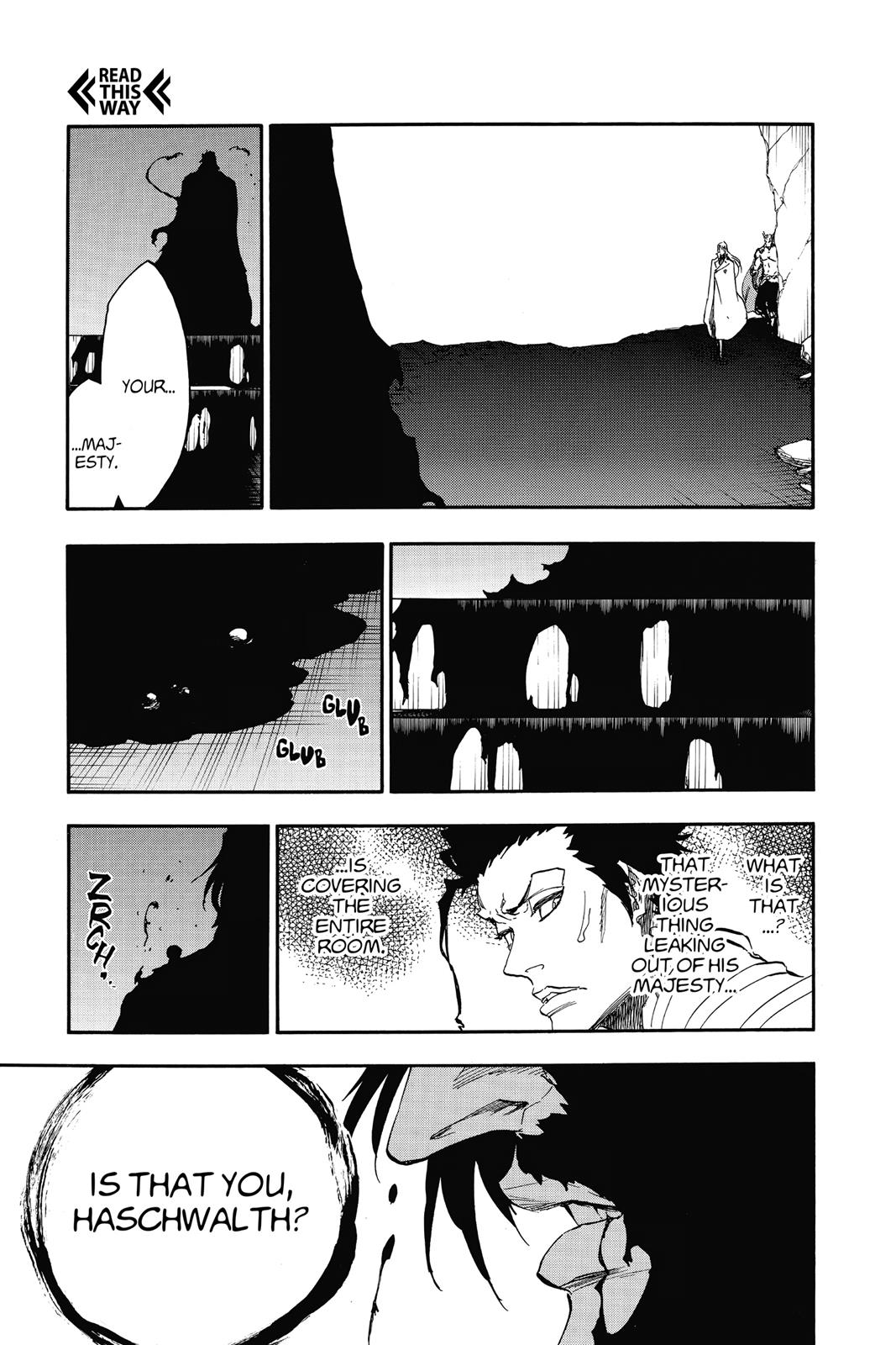 Bleach, Chapter 626 image 009