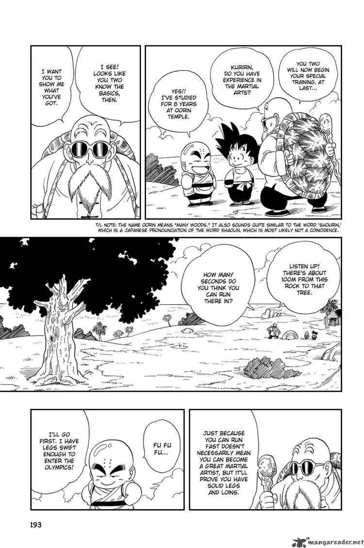 Dragon Ball, Chapter 28 image 006
