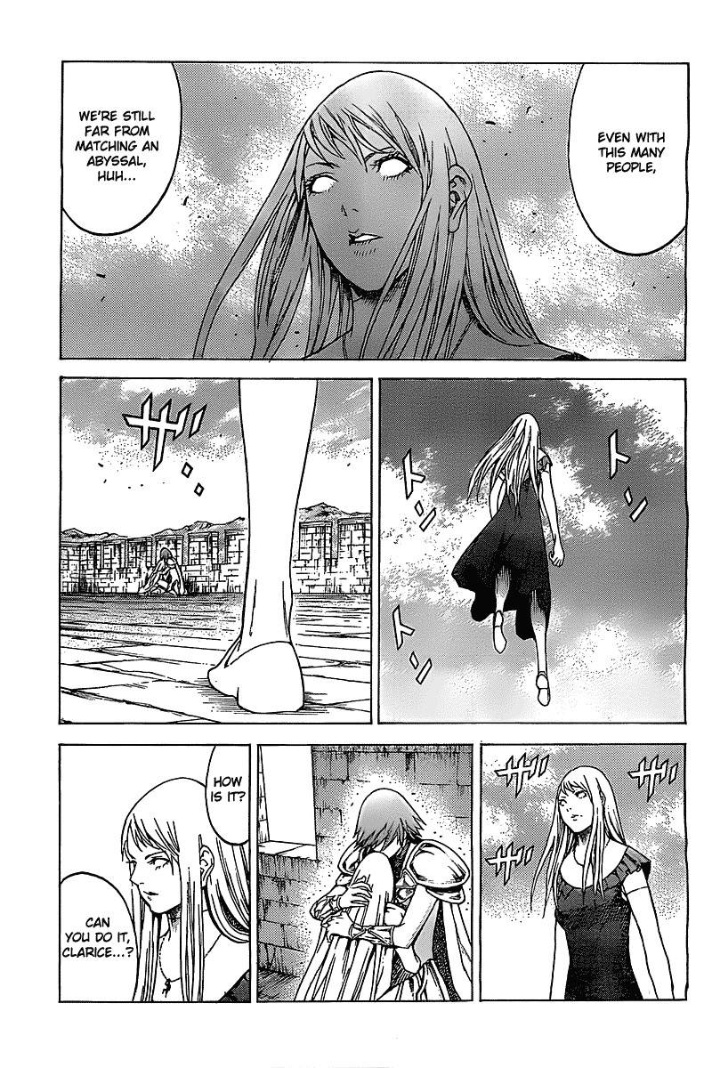 Claymore, Chapter 139 image 020