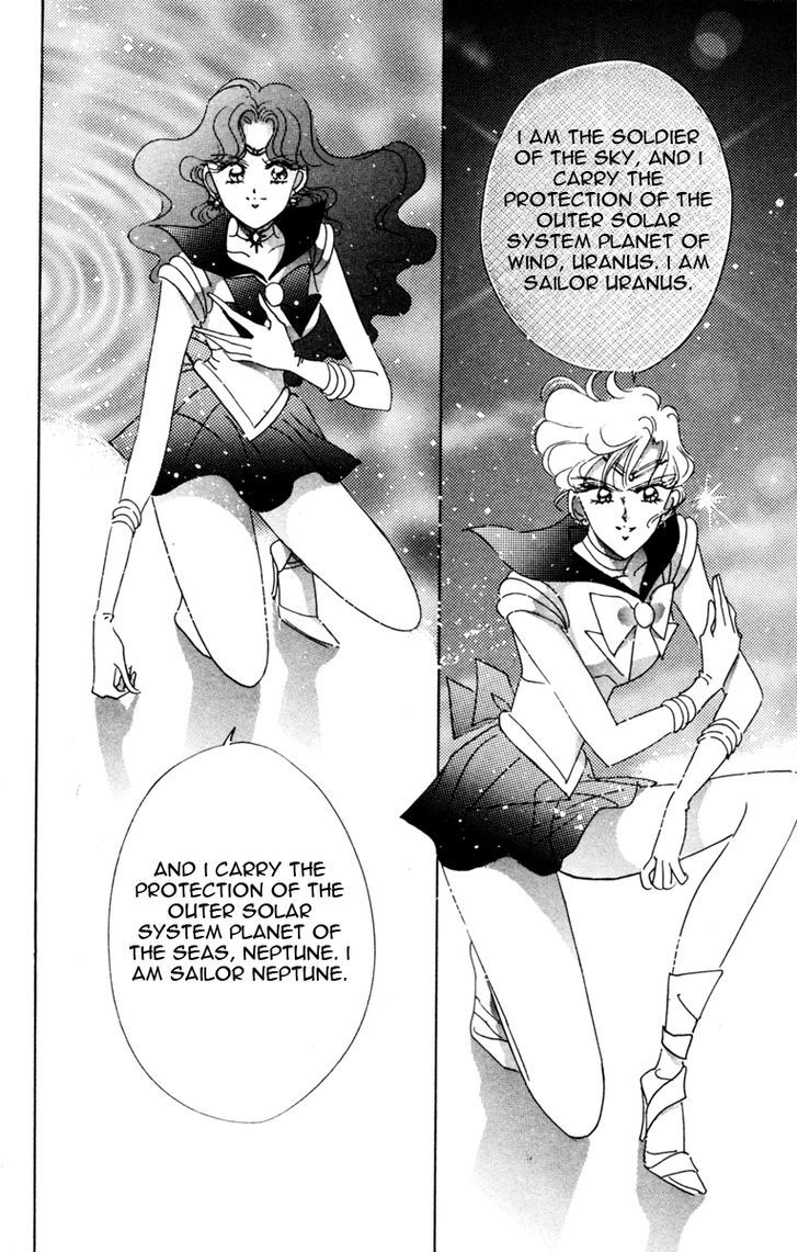 Sailor Moon, Cahpter 32 image 008