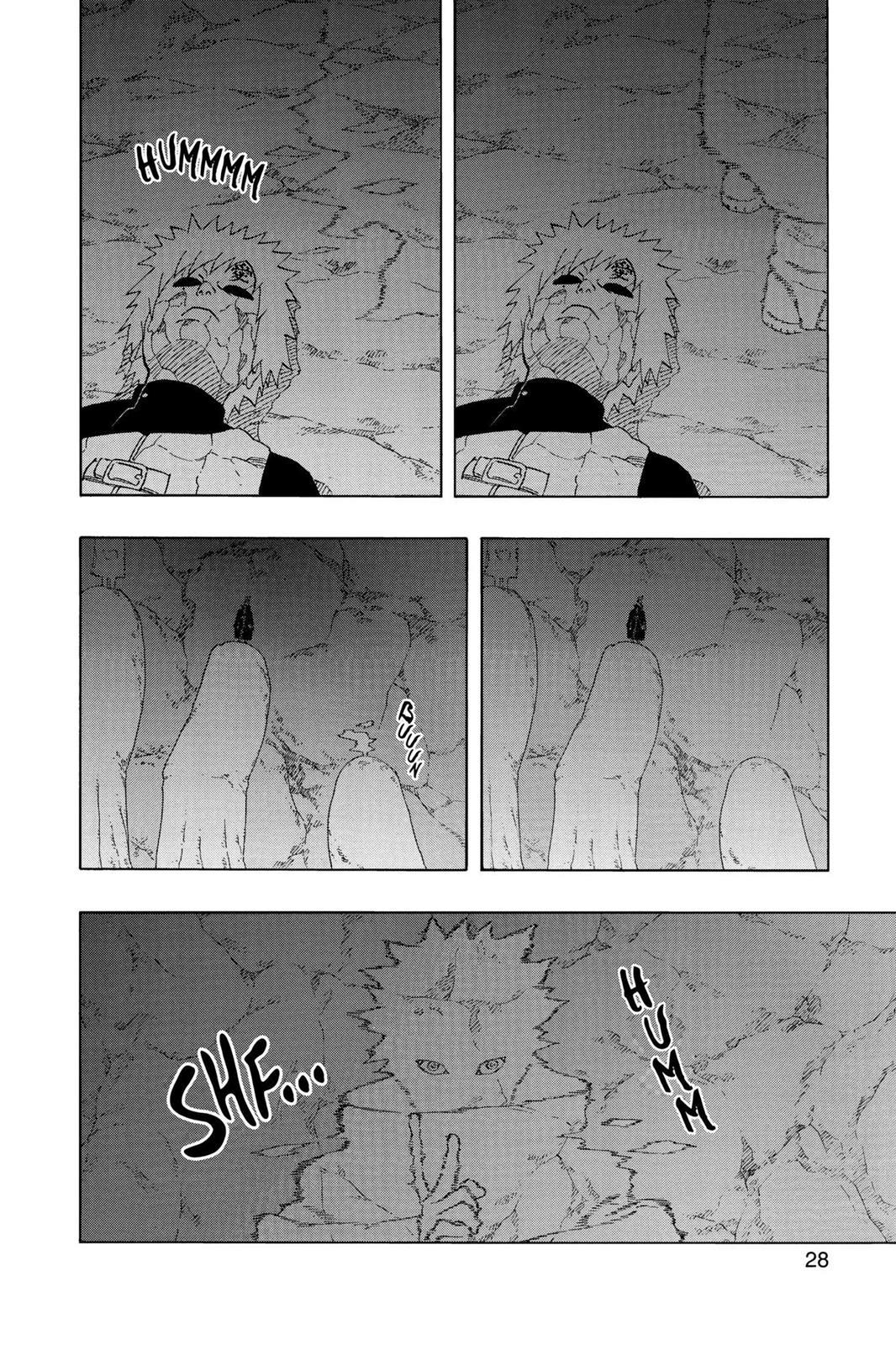 Naruto, Chapter 255 image 002