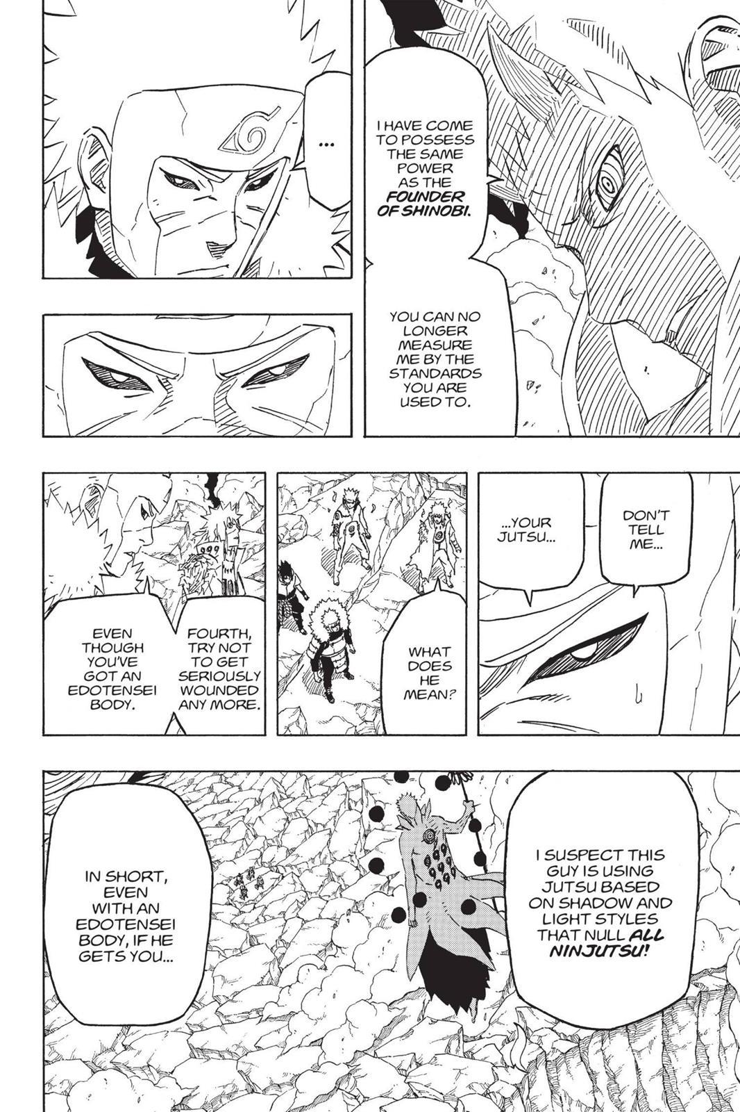 Naruto, Chapter 642 image 004