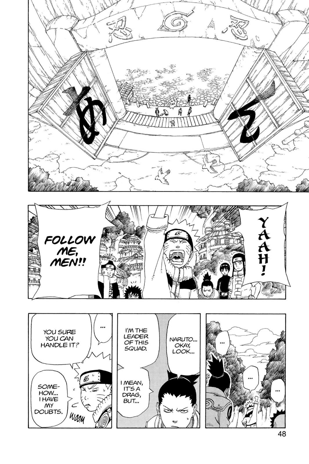 Naruto, Chapter 183 image 002