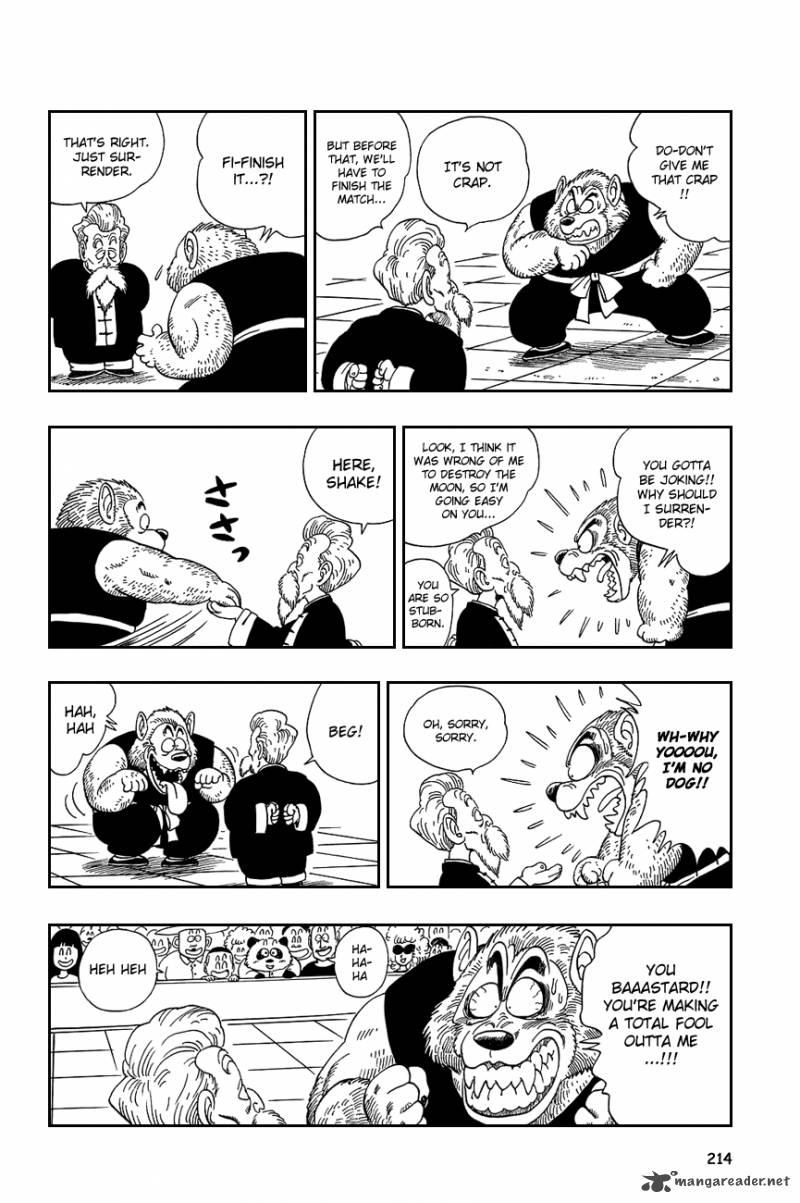 Dragon Ball, Chapter 119 image 010