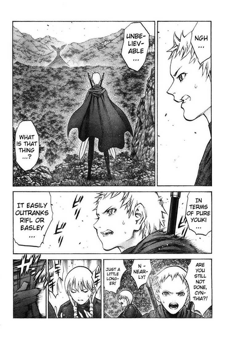 Claymore, Chapter 93 image 014