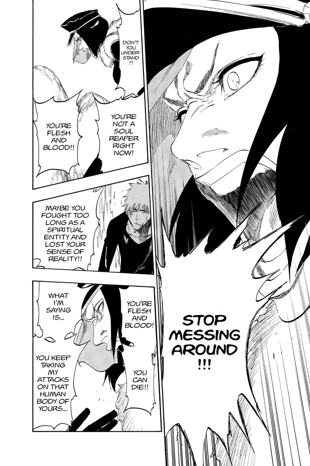 Bleach, Chapter 443 image 012