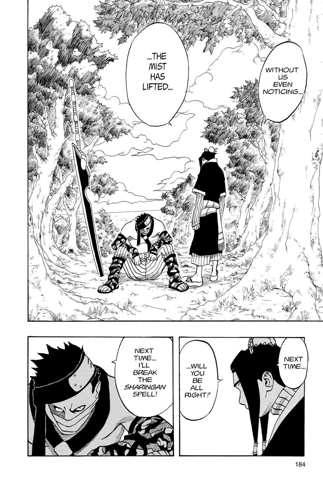 Naruto, Chapter 16 image 018