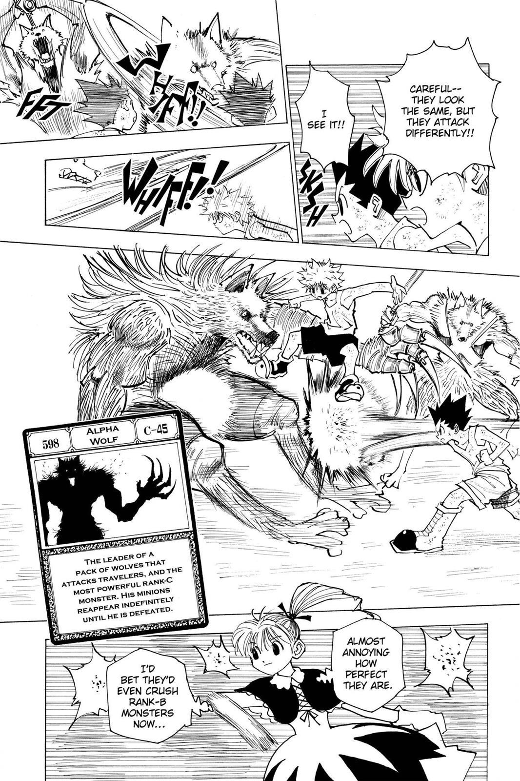Hunter X Hunter, Chapter 146 image 009