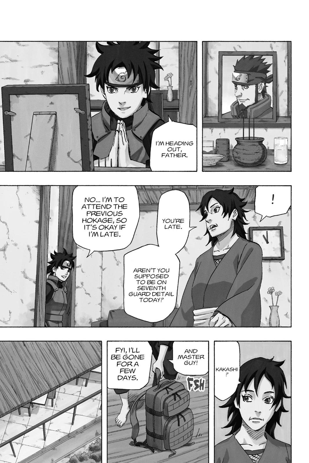 Naruto, Chapter 700 image 009