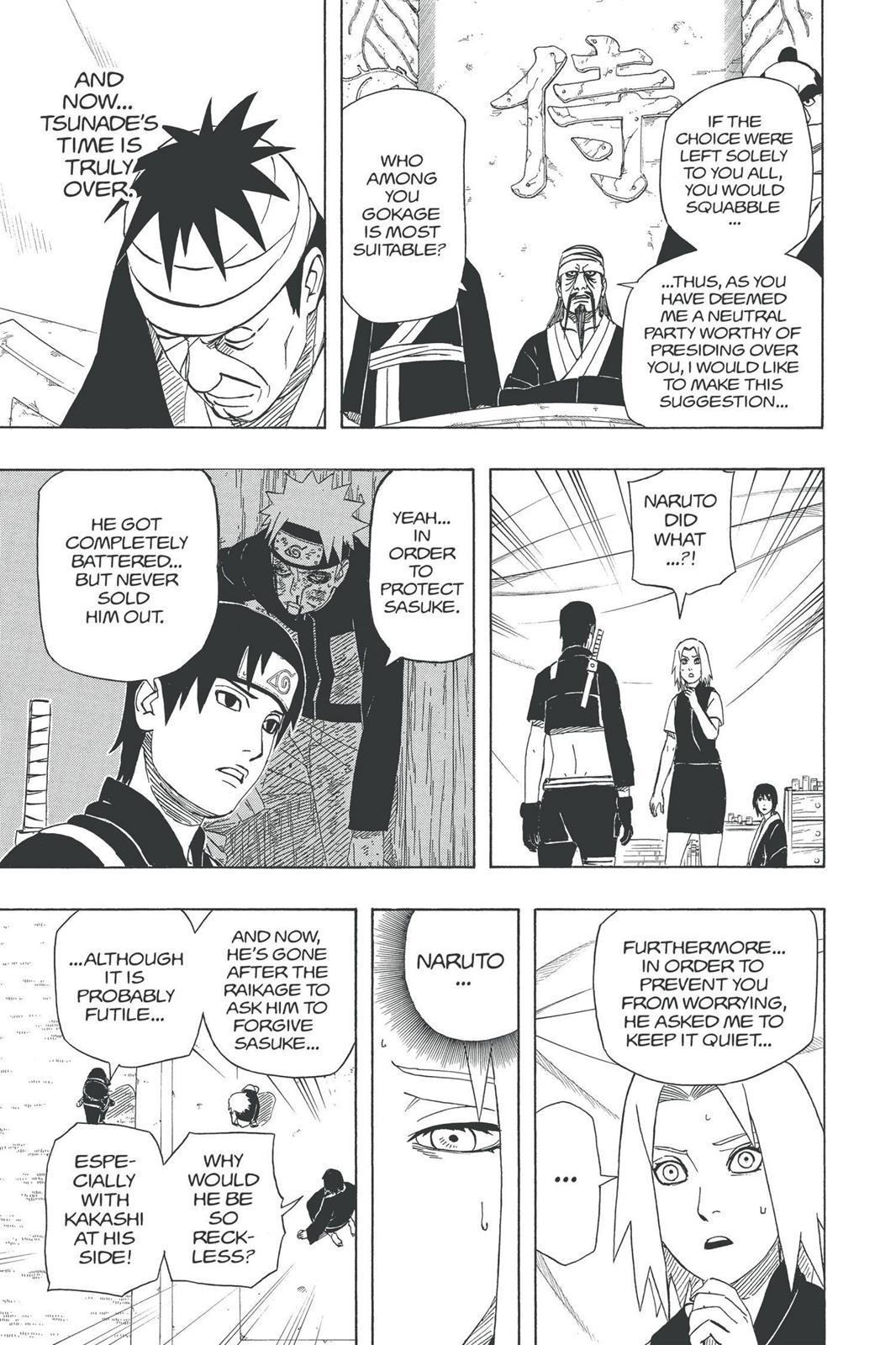 Naruto, Chapter 458 image 012