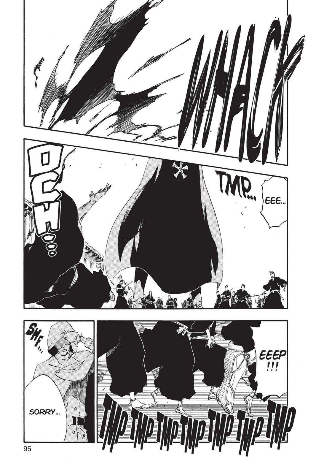 Bleach, Chapter 494 image 015