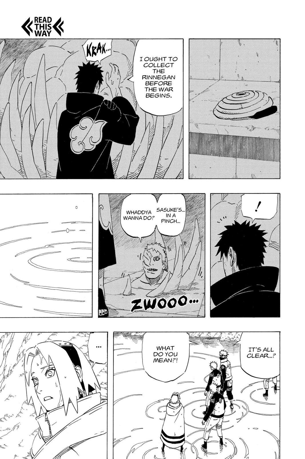 Naruto, Chapter 486 image 005