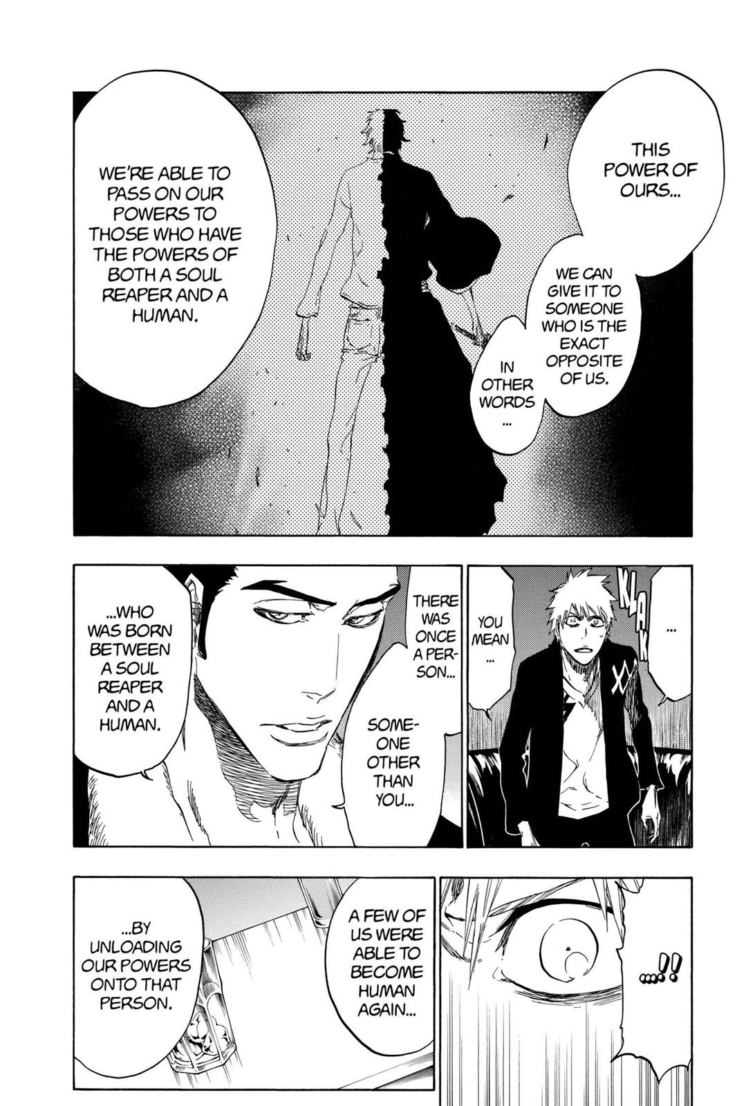 Bleach, Chapter 433 image 020